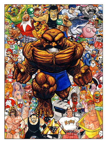 Abobo's Big Adventure contest