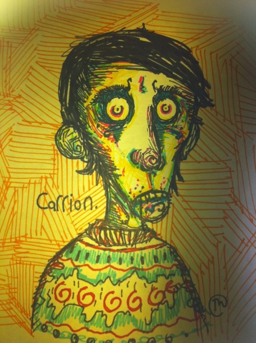 Carrion's Art