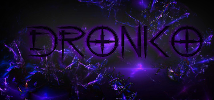 My Dubstep artist name logo