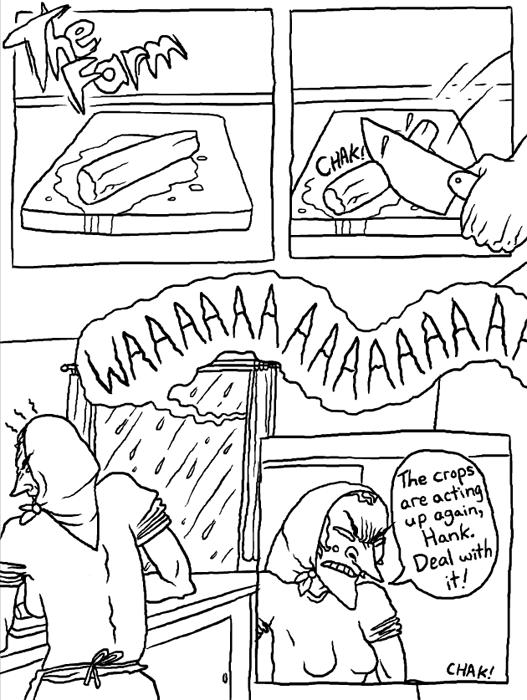 Comic Jam 2 Submission Thread