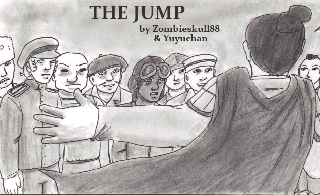 Comic Jam 2 Submission Thread