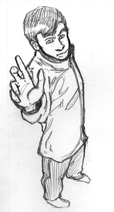 Opkluu's Semi-Daily Doodle!