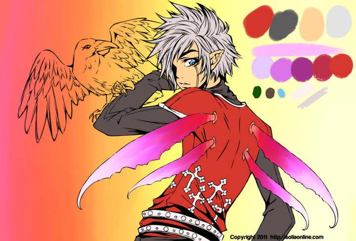 ~Kashi's Art Thread~