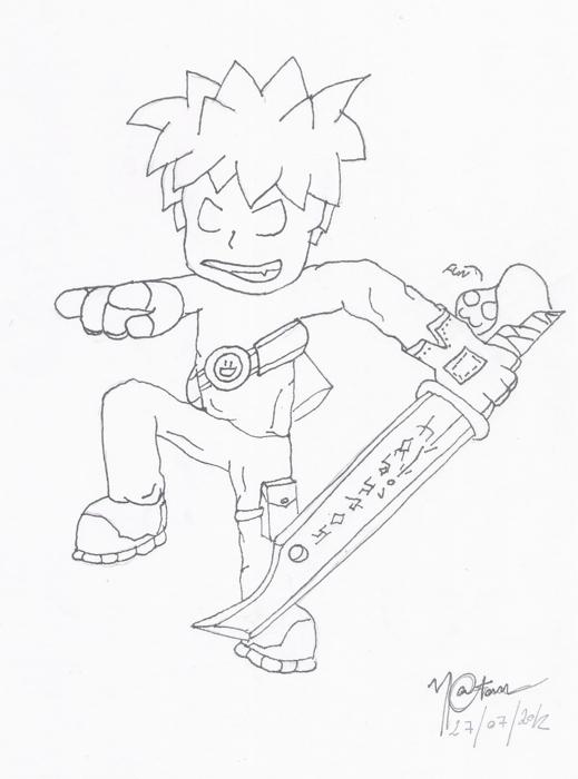 My Art! :3