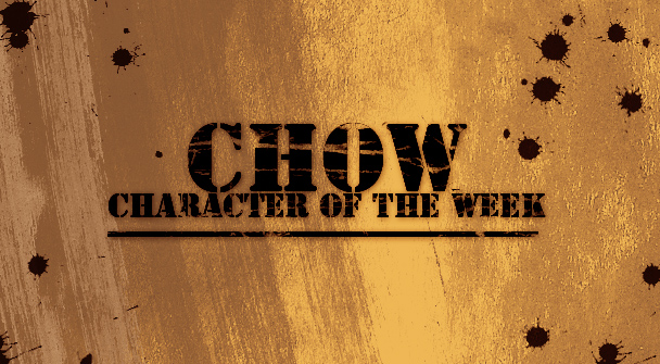 ChOW #53 -18th century superhero