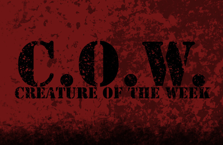 C.o.w. #90 Excrement Eater
