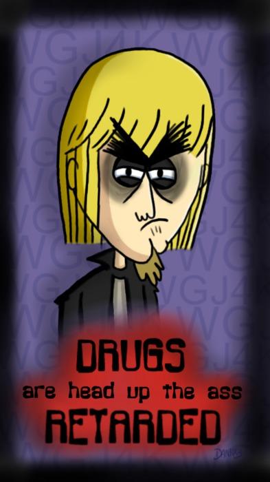 Newgrounds All-Stars v. Drugs 2012!
