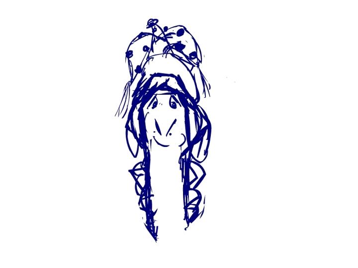 Dango's Doodles