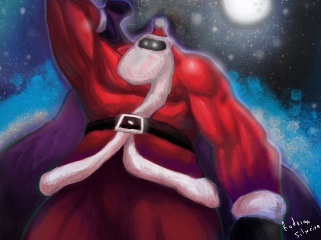 Newgrounds Holiday Art Collab!