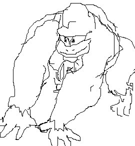 Draw your favorite Mario characters