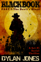 Book Cover Art. Western.