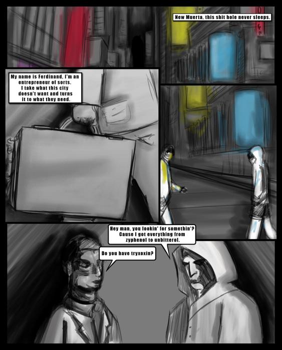 Comic Jam 4 Submission Thread