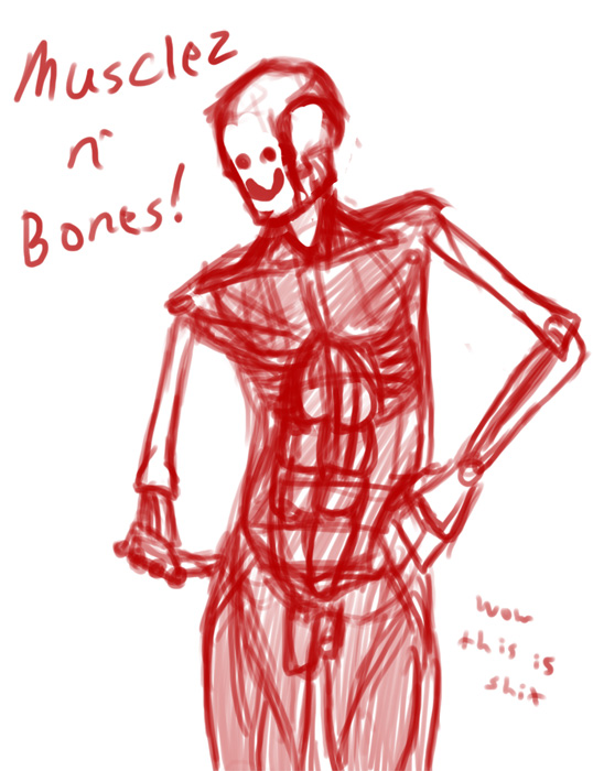 Muscles N' Bones: Activity Thread