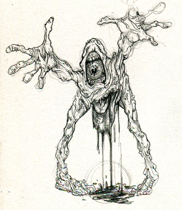 Silent Hill: Draw your demons!