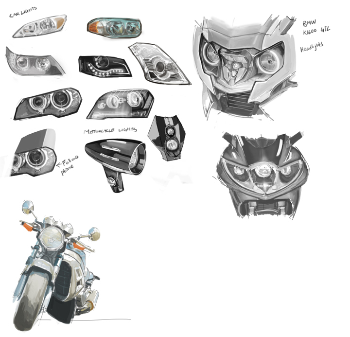 Sketchbook: Raymond Luk