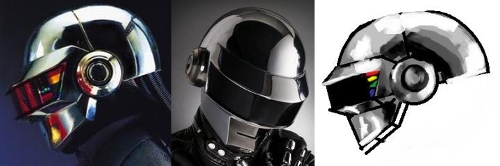 Daft Punk!