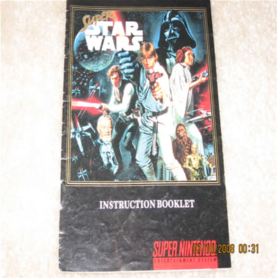 Instruction Manuals- Nostalgia Time