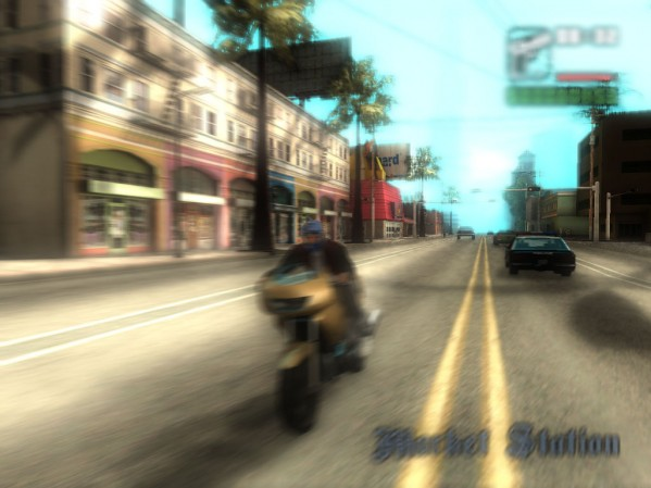Gta Sa (pc) Graphic Mod