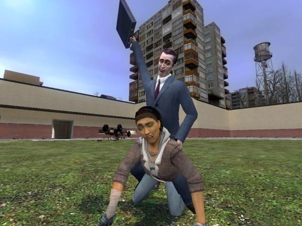 gman gmod. Gmod (Garrys mod) Screenshots!