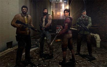 Left 4 Dead Vs. Call Of Duty: Waw