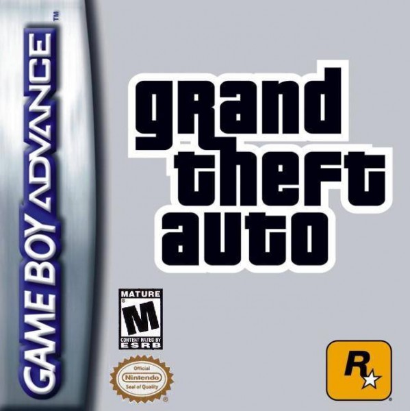 Gta Advance [Portable] [Español] [MF]