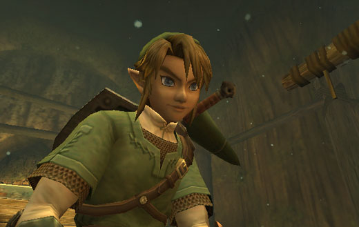 Link is a girl
