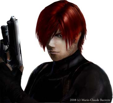 RE 6 bad guy?