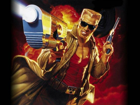 Duke Nukem Vs. The Postal Dude