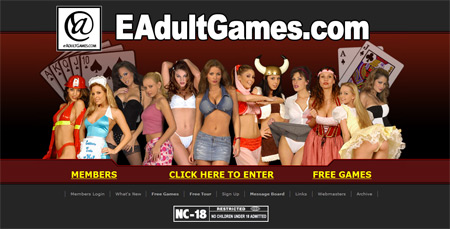 adult web games