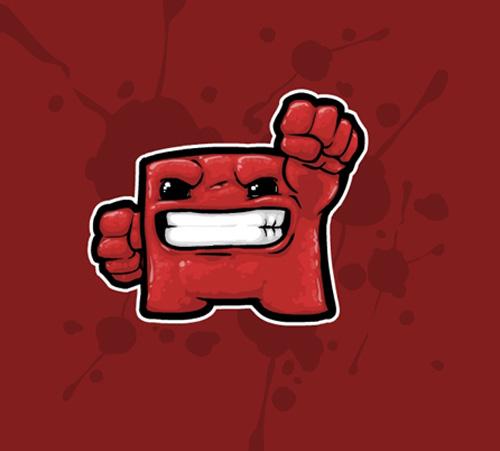 Super Meat Boy Icon