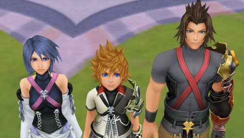Kingdom hearts 3 research page