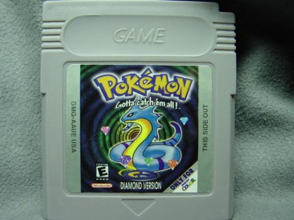 Game Boy Color Hacks