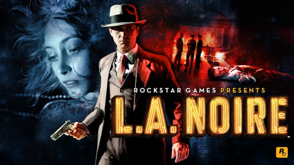L.A. Noire Wallpaper pack's multimedia gallery. Eight great official