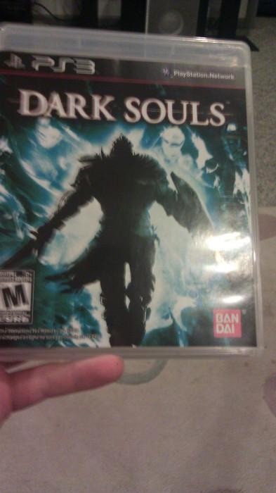 Dark Souls!
