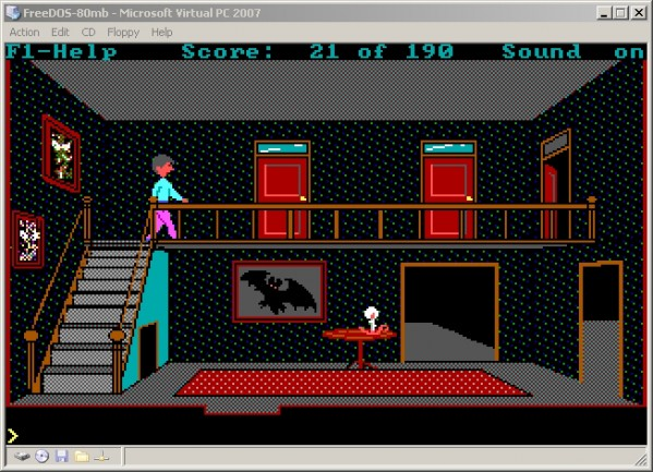 Old Computer Games 26