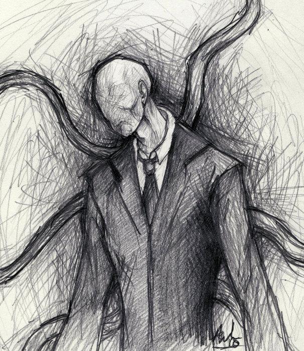Slender - Free Horror Game