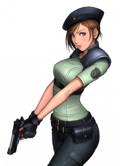 sexiest gaming character?