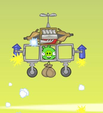 Bad Piggies!! Post your pics!
