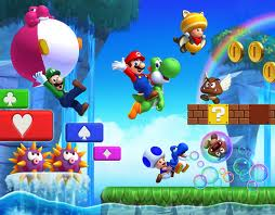 New Super Mario bros U thread.