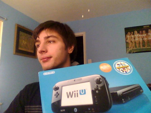 The Wii U official hub thread.