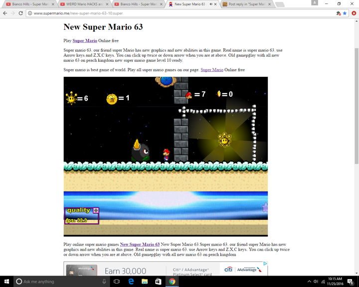 super mario 63 full version free