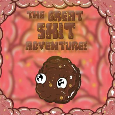 Great Shit adventure sprite sheet!!