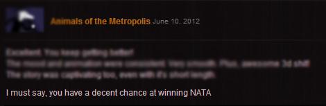 - N A T A - 2012 Champion!!!