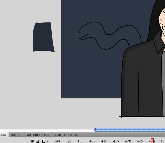 Wiggle animation help