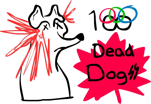 100 dead dogs collab!