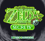 Legend of Zelda: Oracle of secrets