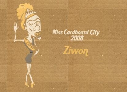Cardboard City, a Collab
