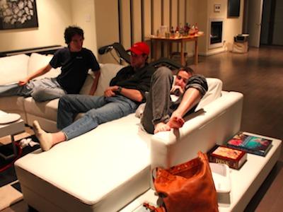 The Flash 'Reg' Lounge