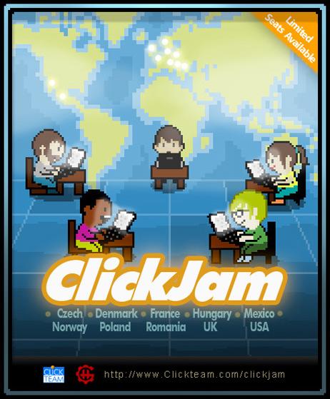 Clickjam 2012