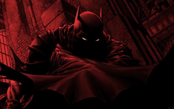 BATMAN animated movie NEEDS VA